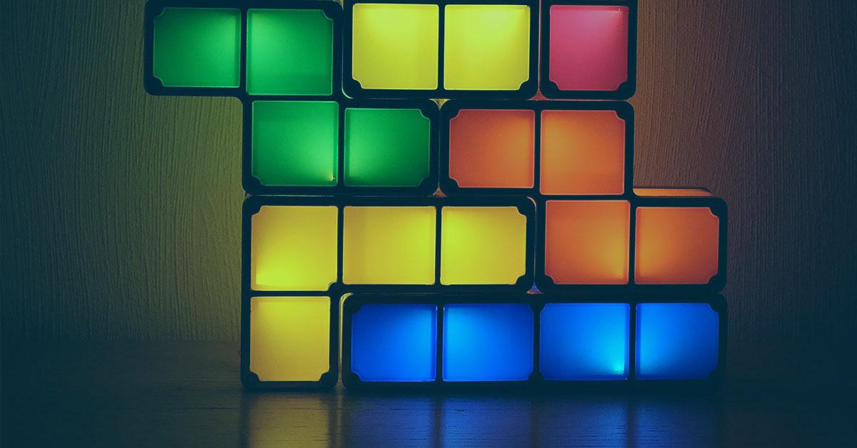 Die Digitalisierung funktioniert wie Tetris