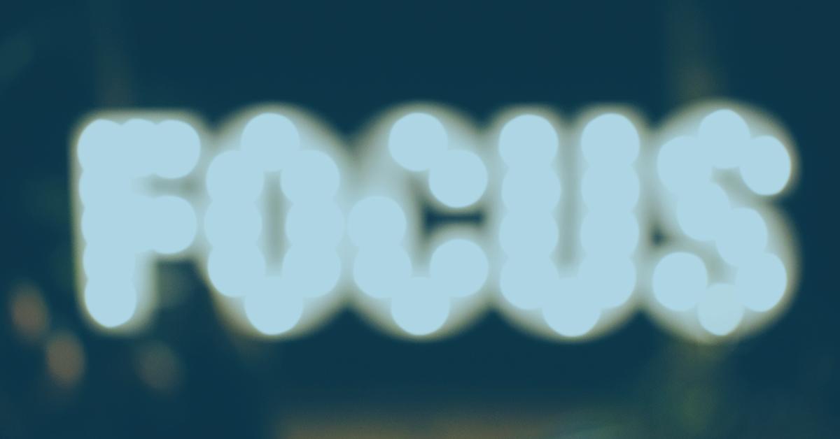 Focus! Überblick behalten mit Microsoft 365