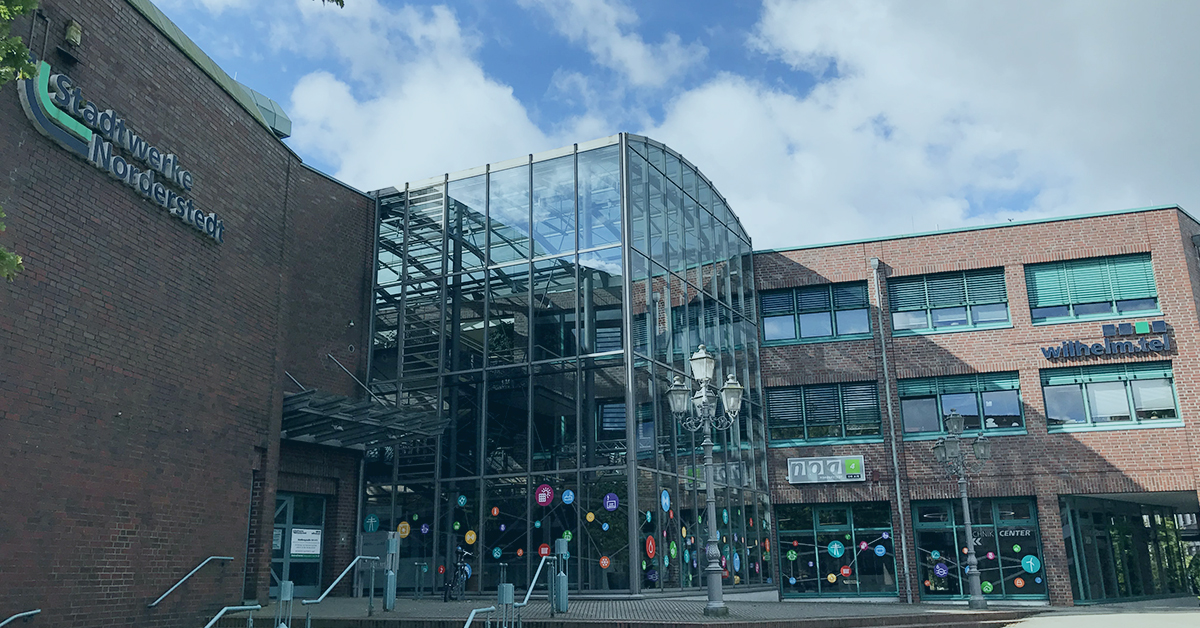 Die Weichen Richtung Digitalisierung sind gestellt. Wir haben die Stadtwerke Norderstedt auf den ersten Schritten begleitet.